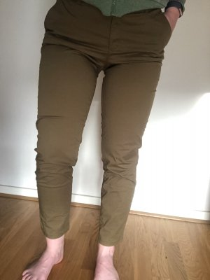 H&M L.O.G.G. Pantalon chinos multicolore coton