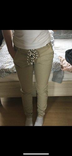 Tom Tailor Pantalon chinos brun sable