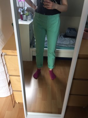 Chino Hose in Mint