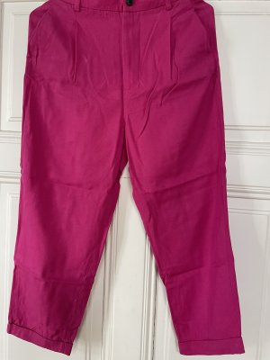 Chino-Hose in Pink