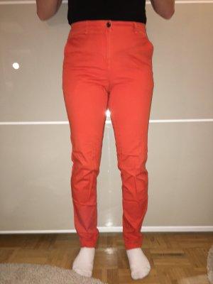 Chino Hose in schönen Orange