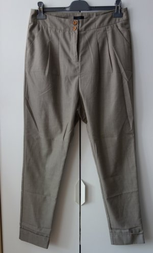 Vero Moda Pantalon chinos beige