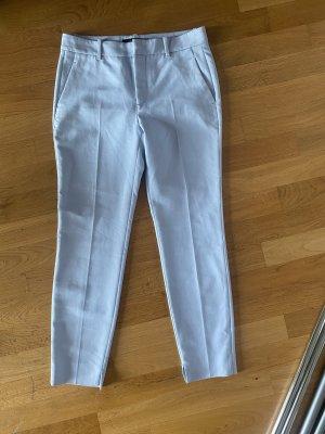 Chino Hose S 36 blau Zara