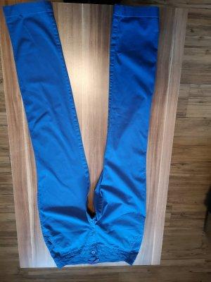 AJC Pantalon chinos bleu