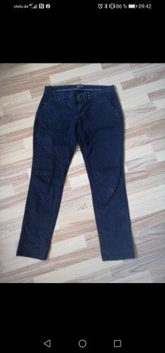 Tommy Hilfiger Pantalone chino blu scuro