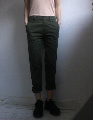 Marc O'Polo Pantalone chino verde scuro