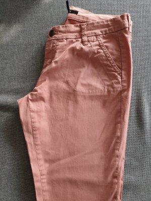 Only Pantalone chino albicocca