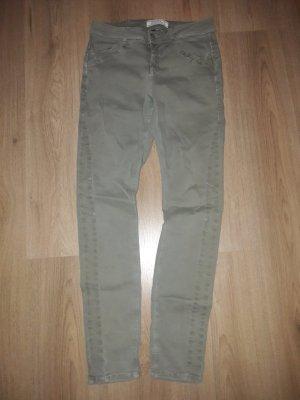 Street One Pantalone chino verde pallido