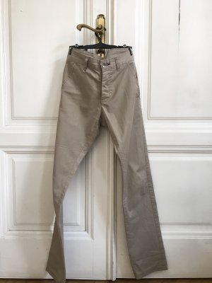 Chino taupe beige von Dr. Denim in 27/32 XS S