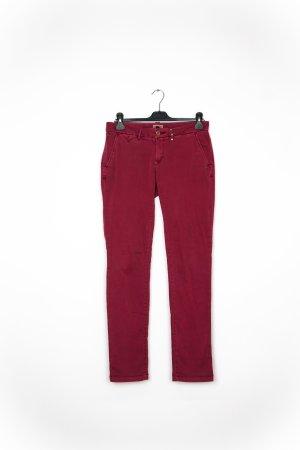 Hilfiger Denim Pantalone chino rosso chiaro