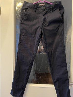 Michael Kors Pantalone chino blu scuro