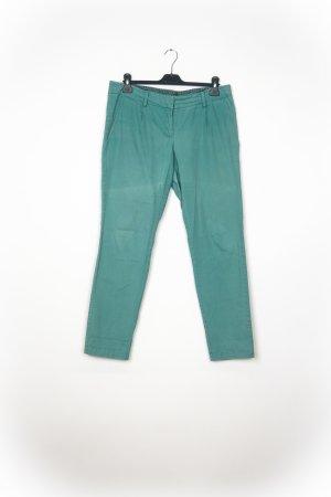 Zero Pantalone chino turchese