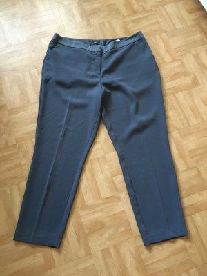 Chinohose Anzughose blaugrau Gr. 42