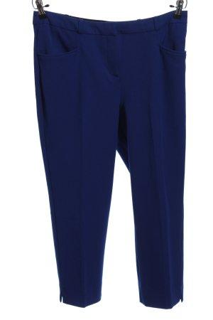 Pantalone chino blu stile professionale