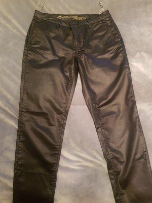 Gas Pantalon chinos noir