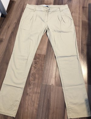 Chinohose in beige