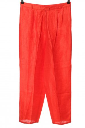 Chinohose rot Casual-Look