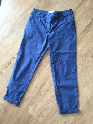 Argonne Pantalon chinos bleu coton