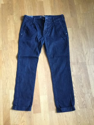 Campus by Marc O'Polo Tube Jeans dark blue