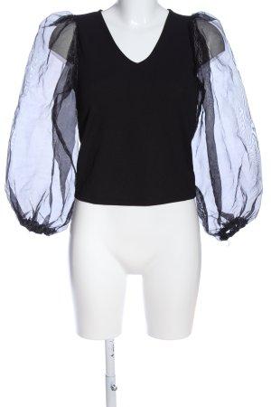 Chiquelle Langarm-Bluse