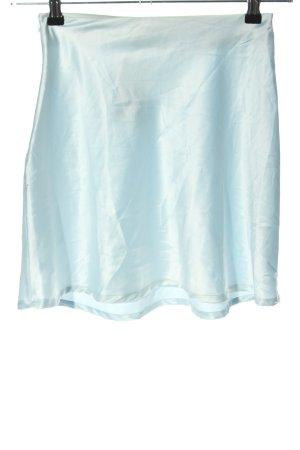 Chiquelle Minirock blau Casual-Look