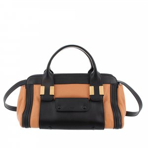 Chloe Alice Leather Satchel
