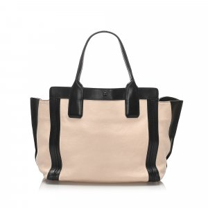 Chloe Alison Leather Tote Bag