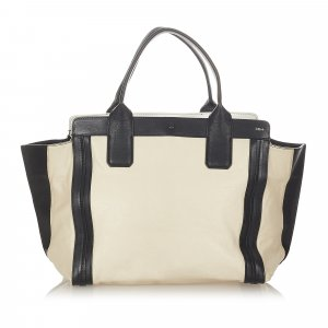 Chloé Tote beige leather