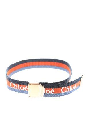 Chloé Armband Motivdruck Casual-Look