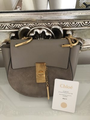 Chloé Crossbody bag multicolored leather