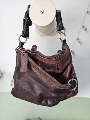 Chloé  Bag  Tasche Anoushka  Dunkelbraun