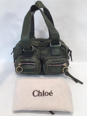 "Chloé ""Betty Bag"" aus Python-Leder"