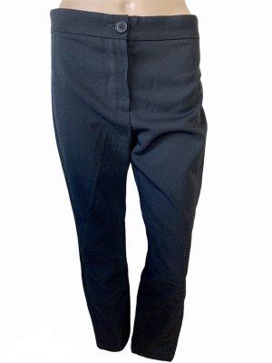 Chloé Wollen broek zwart Wol