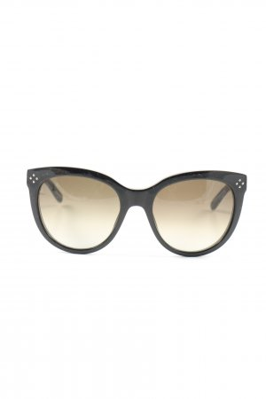 Chloé Butterfly Brille schwarz Casual-Look
