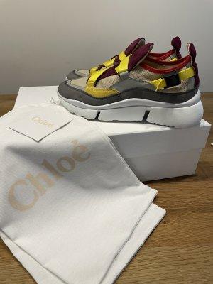 Chloe Damen Sneaker Schuhe Sonnie Gr 40 NEU