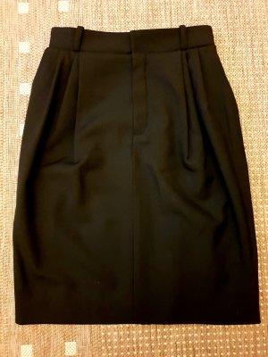 Chloé Falda de tubo negro