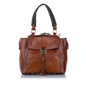 Chloe Darla Leather Shoulder Bag