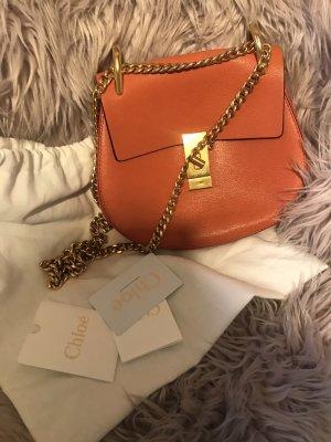 Chloé Drew Bag Tasche Blogger in einer super schönen herbstfarbe