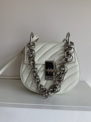 Chloé Handbag white-silver-colored