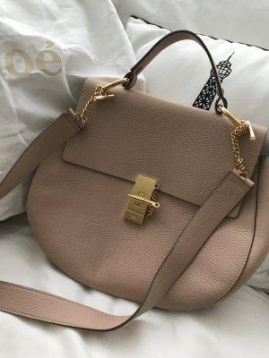 Chloe Drew Maxi Bag hell beige Rosa