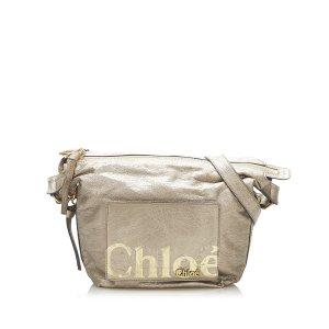 Chloe Eclipse Leather Crossbody Bag