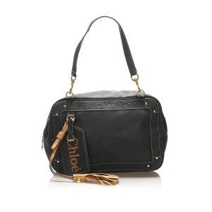 Chloe Eden Leather Shoulder Bag