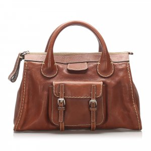 Chloe Edith Leather Handbag