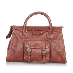 Chloé Handbag brown leather