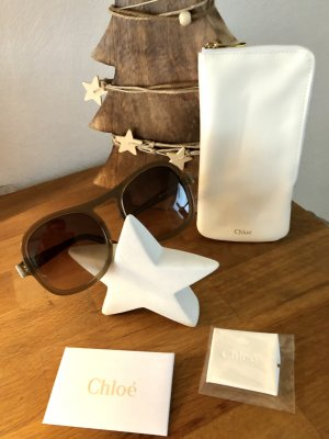 Chloé Glasses light brown