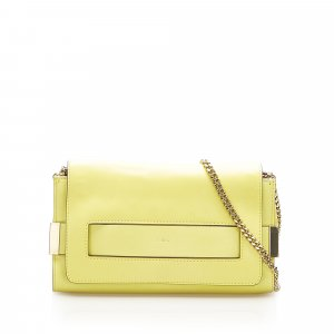 Chloe Elle Leather Crossbody Bag