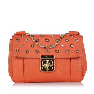 Chloé Crossbody bag pink leather