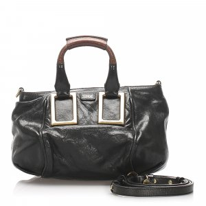 Chloe Ethel Leather Satchel