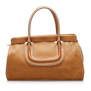 Chloe Everston Leather Handbag