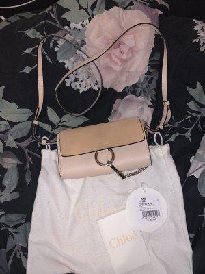 Chloé Borsetta rosa pallido-beige